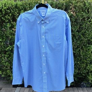LL Bean Long Sleeve Shirt Size M